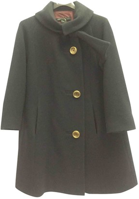 Marc by Marc Jacobs Blue Wool Coat for Women