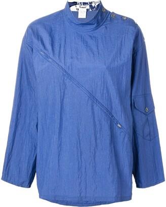 Kansai Yamamoto Pre Owned Waterproof Jacket