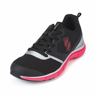 Zumba Footwear Women's Fly Fit Compression Workout Shoes