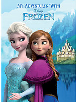 Disney Frozen Personalizable Book - Large Paperback Format