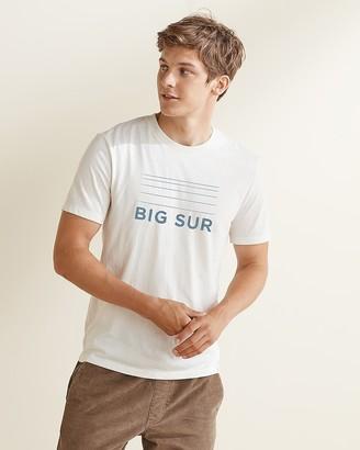 Express Upwest Big Sur Graphic T-Shirt