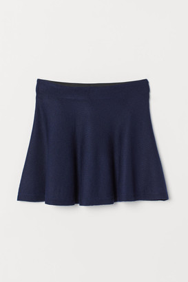 H&M Fine-knit skirt