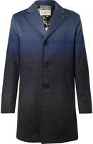 Etro - Dégradé Mélange Wool-blend Coat
