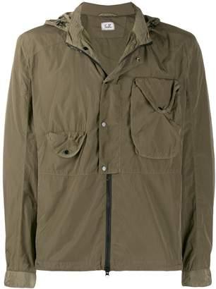 C.P. Company goggle detail jacket