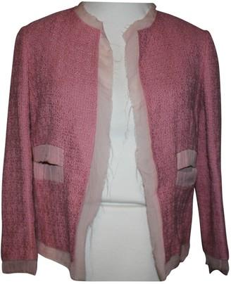 Clements Ribeiro Pink Silk Jacket for Women