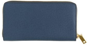 J.Crew Continental zip wallet
