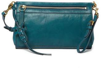 Frye Carson Leather Wristlet Crossbody Bag