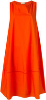 Wunderkind flared dress - women - Cotton - 36