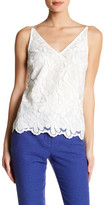 Trina Turk Napa Sleeveless Blouse