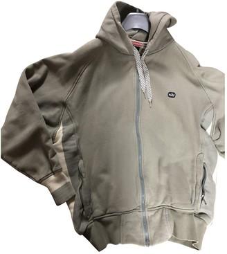 Nike Green Cotton Jackets