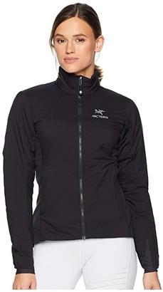 Arc'teryx Atom LT Jacket (Black) Women's Coat