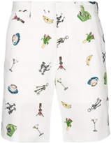 Fendi Everyday Bermuda shorts