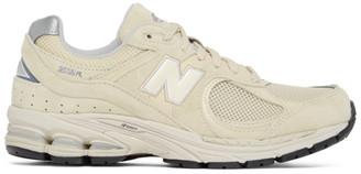 New Balance Beige 2002R Sneakers