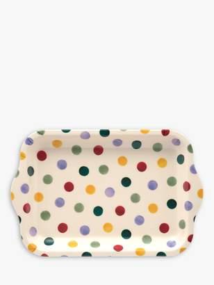 Emma Bridgewater Polka Dot Melamine Biscuit Tray, Multi