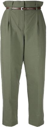 Brunello Cucinelli Cropped Trouser