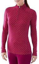 Smartwool NTS Mid 250 Geometric UPF 50+ Wool Top
