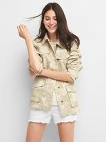 Gap Utility camo jacket
