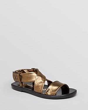 Études Kalliste Flat Sandals - Tubular Gladiator