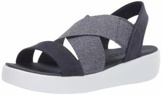 Skechers Women's Light Star-City Escape Sling Back Sandals
