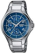 Edifice Casio Men's Analogue Quartz Watch with Stainless Steel Bracelet EF-316D-2AVEF