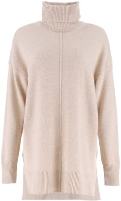 Isabel Marant Turtleneck Knitted Pullover