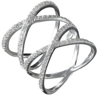 Canyon R4164-Women's Ring Sterling Silver 925/1000 4.9 g