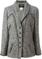 Chanel Vintage veste en tweed
