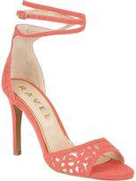 Ravel Monterey stiletto heeled sandals