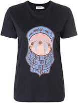 Coach Penguin motif T-Shirt