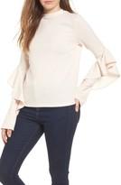 Leith Women's Ruffle Sleeve Top