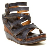Bed Stu Bed|Stu Juliana Leather Wedge