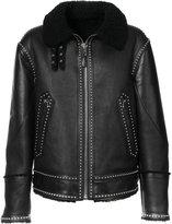Givenchy studded biker jacket