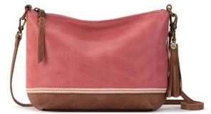 The Sak Sequoia Leather 3 in 1 Crossbody