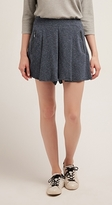 Esprit OUTLET short with all over specks