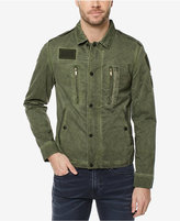 Buffalo David Bitton Men's Jivern Suede Jacket
