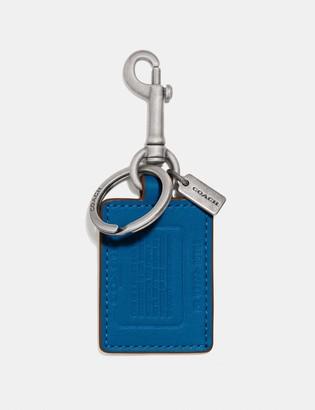 Coach Storypatch Key Fob