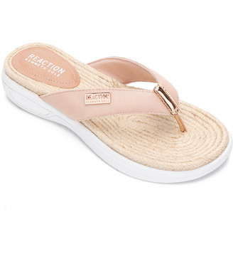 Kenneth Cole Reaction Women's Sandals BLUSH - Blush Ready Thong Sandal - Women