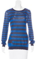 Jason Wu Long Sleeve Knit Top