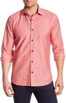 Jared Lang Striped Shirt