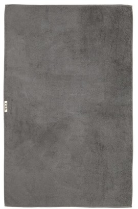 Tekla - Organic-cotton Bath Sheet - Dark Grey