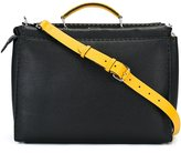 Fendi 'Selleria Peekaboo' tote - men - Calf Leather - One Size