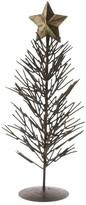 HomArt Small Metal Pine Tree