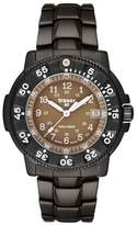 Traser P6507.A80.3R.17 Men's Titanium Olive Dial Quartz Watch