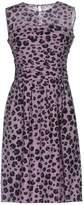 Moschino Cheap & Chic MOSCHINO CHEAP AND CHIC Short dresses - Item 34776956