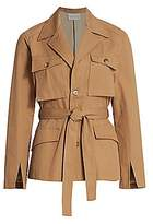 Trave Women's Charlotte Military Jacket