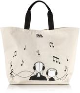 Karl Lagerfeld K/Canvas Music Shopper