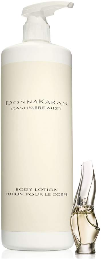 Donna Karan New York Cashmere Mist Deluxe Lotion & Essence Mini Eau de Parfum
