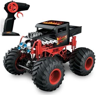 Hot Wheels Monster Trucks Bone Shaker RC 2.4ghz