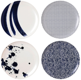 Royal Doulton Pacific Outdoor Living Dinner Plates (Set of 4)