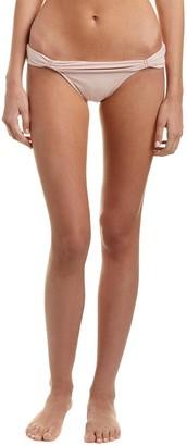 Vix Women's Rose Water Bia Tube Full Coverage Bikini Bottom